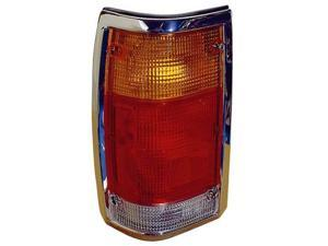 Depo 316-1903L-AS1 Tail Light Assembly