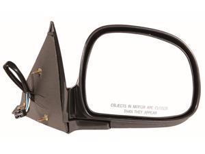 Depo 335-5408R3EBH Door Mirror