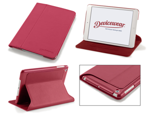 Devicewear The Ridge - Vegan Leather Case for the iPad mini