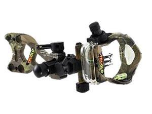 Truglo Micro Brite 3 Pin Sight W/Light All Purpose Green Camo