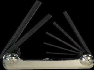 Eklind Hex Key Set.