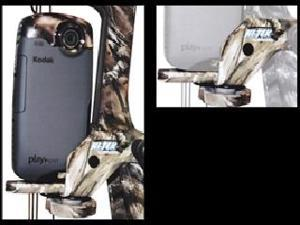 Hi-Tek Sports Camera Mount Lost Camo
