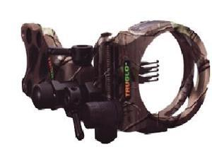 Truglo Tsx Pro Micro 5 Pin .019 Sight Lost Camo W/Light