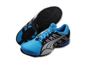 PUMA Mens Voltaic 3 NM Blue running-shoes