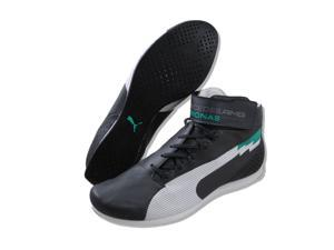 PUMA Mens EvoSpeed Mid MAMGP Grey fashion-sneakers