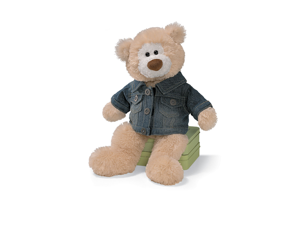 "Everywhere Bear Girl 10"" by Gund"