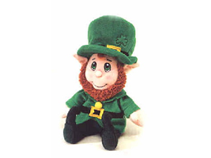 "Lucky Leprechaun 8"" by Fiesta"
