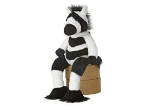 "Scruffles Zebra 20"" by Aurora"