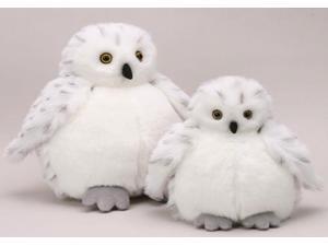 "Baby Plumpee Snowy Owl 7"" by Unipak"