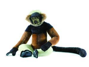 "Madagascar Ruffed Neck Lemur 14.96"" by Hansa"