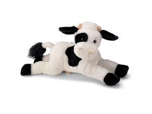 "Mooly Black and White Cow 14"" by Gund"