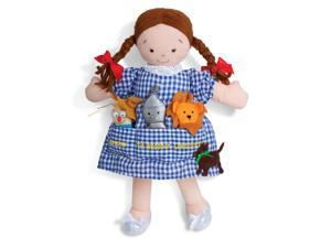 "Dolly Pockets Wonderful Wizard of Oz 10"" by North American Bear"