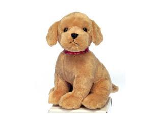 "Sitting Golden Labrador 10"" by Fiesta"