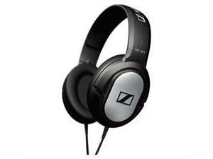 Sennheiser HD-201 Closed-Back Dynamic Stereo Headphones