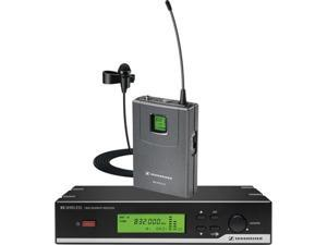 Sennheiser XSW 12-B Presentation Set Wireless Lavalier Microphone System