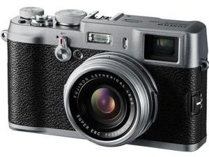 Fujifilm FinePix X100 Digital Camera with FUJINON 23mm Lens