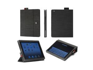 Booq Folio for iPad 3 - Black FLI3-BLK