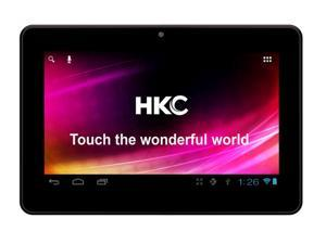 "7"" HKC 16GB Dual Core Tablet with Android 4.1 & Google Mobile Apps & Capacitive Multi-Touch Screen P774A"