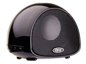 QFX BT-100 Bluetooth Wireless Portable Speaker with built-in Microphone & Speakerphone