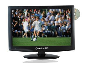 19 Inch QuantumFX TV-LED1912D 12 Volt AC/DC LED 1080p HDTV w/ DVD
