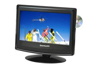13.3 Inch QuantumFX TV-LED1312D 12V AC/DC LED 1080p HDTV with DVD