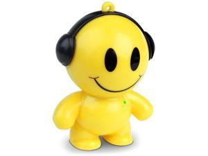Mobi Headphonies Hi-Fi Amplified MP3 Speaker - Smiley - Retail (70228)