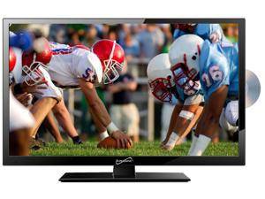 19 Inch Supersonic SC-1912 12 Volt AC/DC LED 1080p Digital HDTV  w/ DVD Player