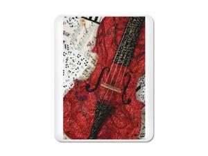 red violin i pad case by CafePress