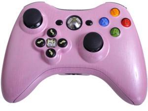 Evil Controllers: Pink Steel Evil D-Pad Xbox 360 Controller