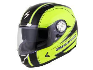 Scorpion EXO-1100 Sixty-Six Helmet Neon/Yellow/Black SM