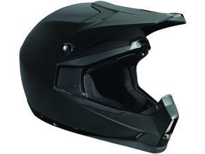 Thor Quadrant Solid MX Motocross Helmet Matte Black 2XL