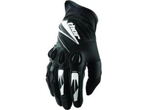 Thor Insulator MX Motocross Gloves Black MD