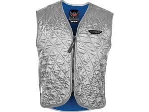 FLY Racing Cooling Vest Silver MD