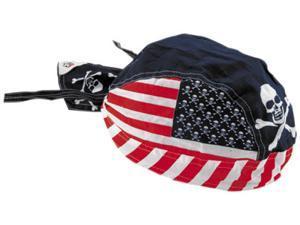 Zan Headgear Flydanna Headwrap  Patriotic