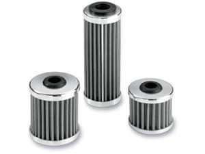 Moose Stainless Steel Reusable Oil Filter Fits 06-12 KTM 250 XCFW