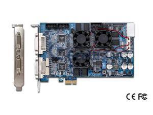 GeoVision GV-4008A-8 H264 Hardware Compression 8ch DVR Card ( 240 FPS Full D1 8.5 Software )