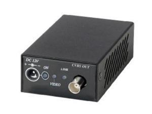 CCTV HD AHD, HD TVI, HD CVI, to Analog BNC Converter with Built in Loop Out