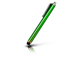 Green Touch Screen Stylus Pen for Samsung Galaxy Note N7000 i9220