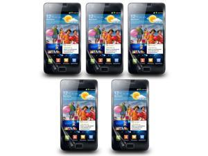 Lot 5 AntiGlare LCD Screen Skin Protector Film Cover For Samsung Galaxy S2 I9100