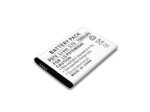 New Cell Phone Battery for MetroPCS LG Connect 4G MS840 Optimus Q L55C Optimus 2 AS860 Ignite AS855 1ICP5/44/65 Optimus L3 ...