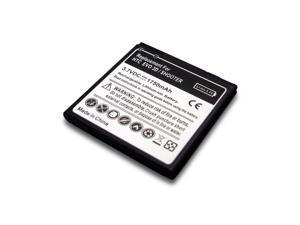 Cell Phone Battery for HTC Sensation 4G G14 XE G18 z715e Shooter XL G21 35H00170-00M 35H00153-01M Sensation XL X315E Eternity ...