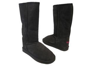 Ukala by Emu Australia Womens Sydney High Chocolate Boots
