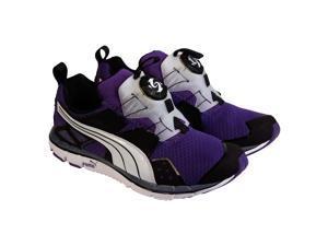 Puma Disc Ltwt 2.0 Heliotrope Mens Slip On Sneakers