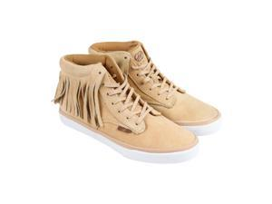 Radii Basic Chestnut Wolverine Suede Tssls Mens Lace Up Sneakers