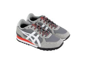 Onitsuka Tiger Colorado Eighty Five Grey White Mens Athletic Running Shoes