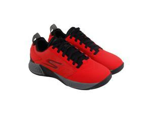 Skechers Gobasketball Torch 2 Red Black Mens Athletic Training Shoes