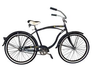 "2WheelBikes Men's 26"" Maui Beach Bike Cruiser"