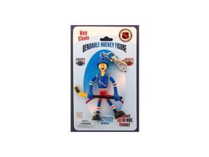 New York Rangers BENDOS bendable figure Keychan