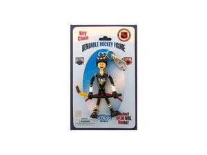 Pittsburgh Penguins BENDOS bendable figure Keychan