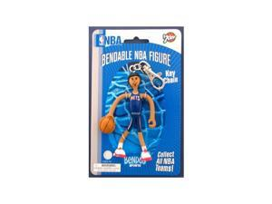 New Jersey Nets BENDOS bendable Keychain